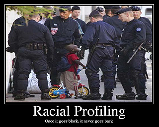 the racial profiling does it exist in the united states Three of the four police officers believe that ethnic and racial profiling exists in  society  by the president of the united states, would not affect their livelihoods   it is evident that racial profiling exists in society, but it is how we.